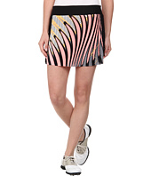 Jamie Sadock - Actif Kaleidoscope Print Crunchie Front and Back Panel 14 in. Skort