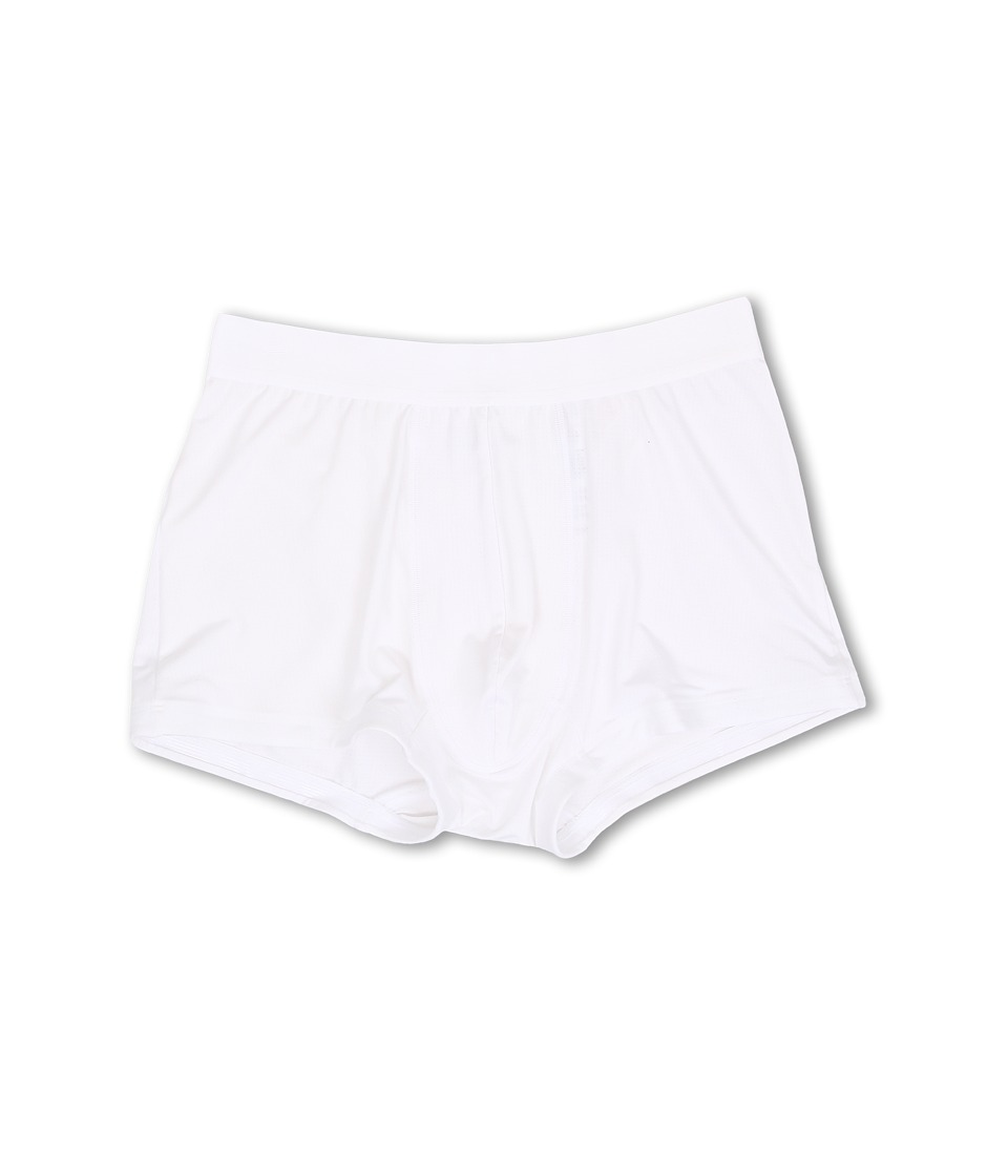 Spanx for Men Staydown Trunk White Mens Underwear