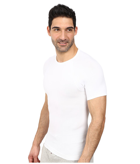 Find great deals on eBay for SPANX for Men in T-Shirts and Men's Clothing. Shop with confidence. Find great deals on eBay for SPANX for Men in T-Shirts and Men's Clothing. Zoned compression target abs/torso, firms & tones chest. DETAILS: Tank is made out of 92% nylon 8% spandex, imported. COLOR: Black or White. Spanx Men's Shapewear, Cotton.
