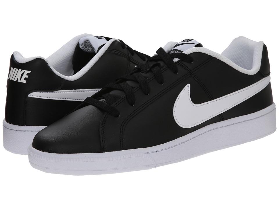 Nike - Court Royale (Black/White) Mens Classic Shoes
