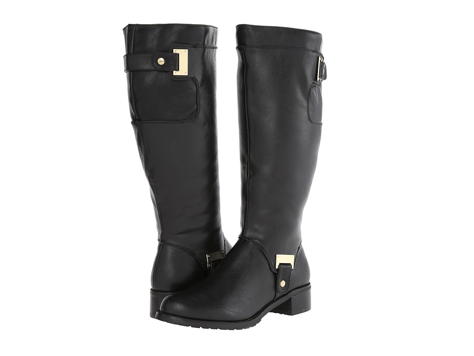 Bella Vita Anya II Black Womens Boots