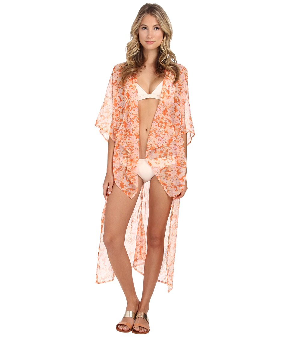 BCBGeneration Fun in the Sun Cover Up First Kiss Womens Swimwear