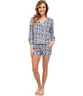P.J. Salvage - Ikat Sleep Romper