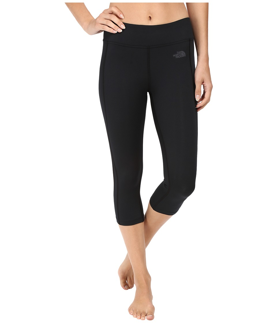 The North Face Pulse Capri Tight (TNF Black (Prior Season)) Women