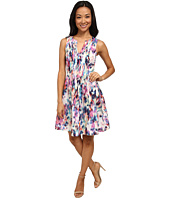NYDJ - Lana Printed Cotton Voile Dress
