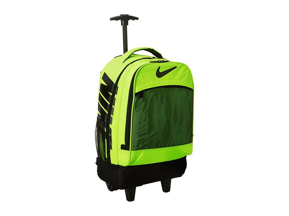 Nike Kids - Rolling Backpack (Volt) Backpack Bags