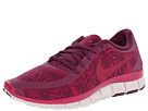 Nike Free 5.0 V4 (Mulberry/Venice/Sport Fuchsia)