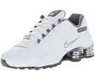 Nike Nike Shox NZ EU (White/Cool Grey/Metallic Silver)