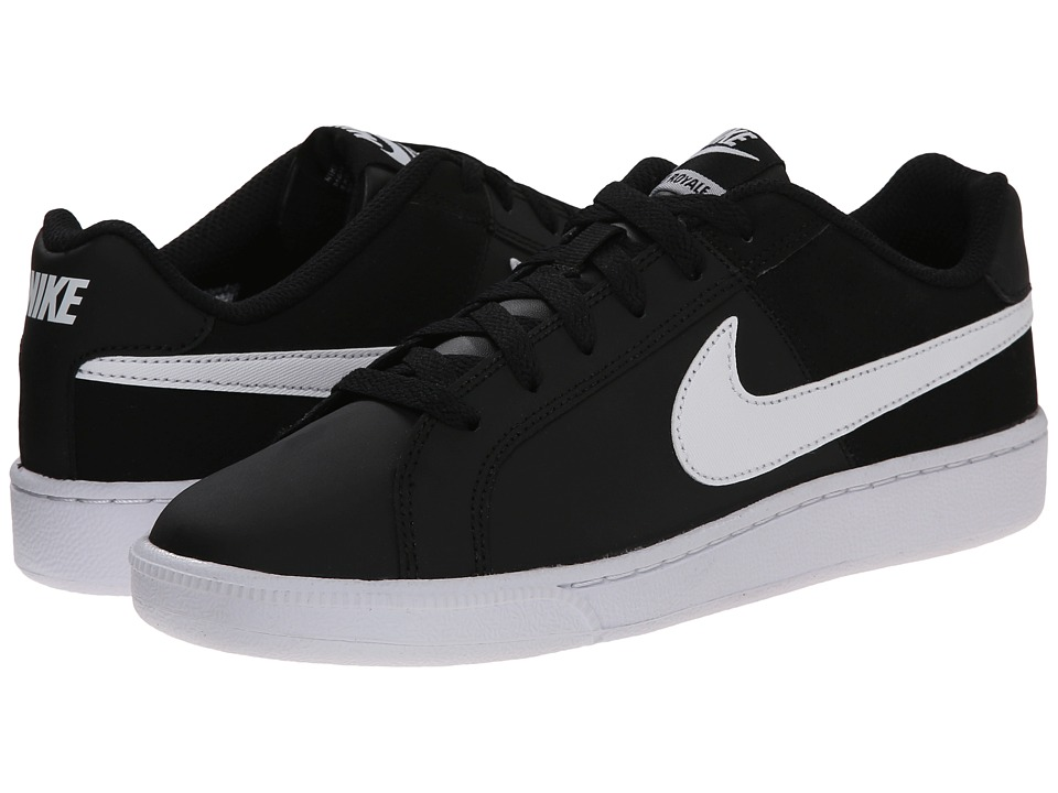 Nike - Court Royale (Black/White) Women's Classic Shoes