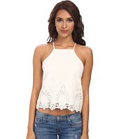 Bardot - X Back Lace Top