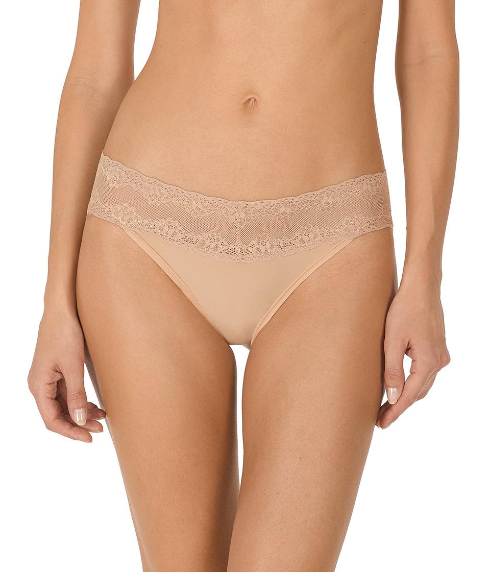 Natori Bliss Perfection V-Kini (Cafe) Women's Underwear