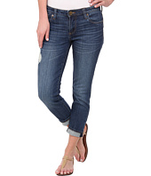 KUT from the Kloth - Catherine Slim Boyfriend in Try/Medium Base Wash