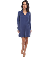 BCBGMAXAZRIA - Blakely Oversized Dress with Collar