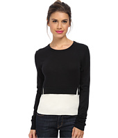 BCBGMAXAZRIA - Suzzane Color Blocked Pullover