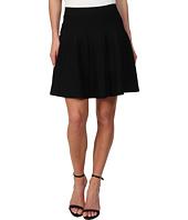 BCBGMAXAZRIA - Kelli Ottoman A-Line Skirt