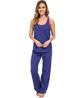 Jane & Bleecker - Jersey Tank Top & Pants Set 351940