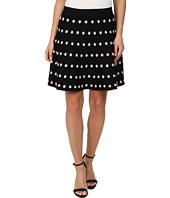 BCBGMAXAZRIA - Gloriah Jacquard Skirt