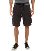 Lucky Brand - Newport Linen Cargo Shorts