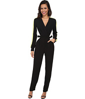 BCBGMAXAZRIA - Katharine Color Block Jumpsuit