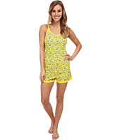 Jane & Bleecker - Rib Tank Top & Shorts Set 353940