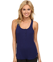 Jane & Bleecker - Rib Henley Tank Top 356950