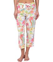 LAUREN Ralph Lauren - Goa Paisley Print Capri Pants