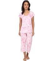 LAUREN Ralph Lauren - Goa Short Sleeve Capri PJ Set