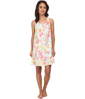 LAUREN by Ralph Lauren - Goa Paisley Print Short Gown
