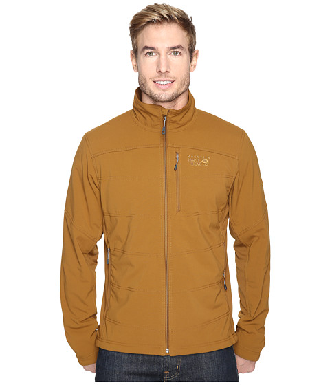 Mountain Hardwear Ruffner™ Hybrid Jacket - Golden Brown