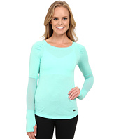 ASICS - Studio Fit Sana Slimcut Contrast Long Sleeve Top
