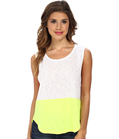 LNA - Color Block Anja Tank Top