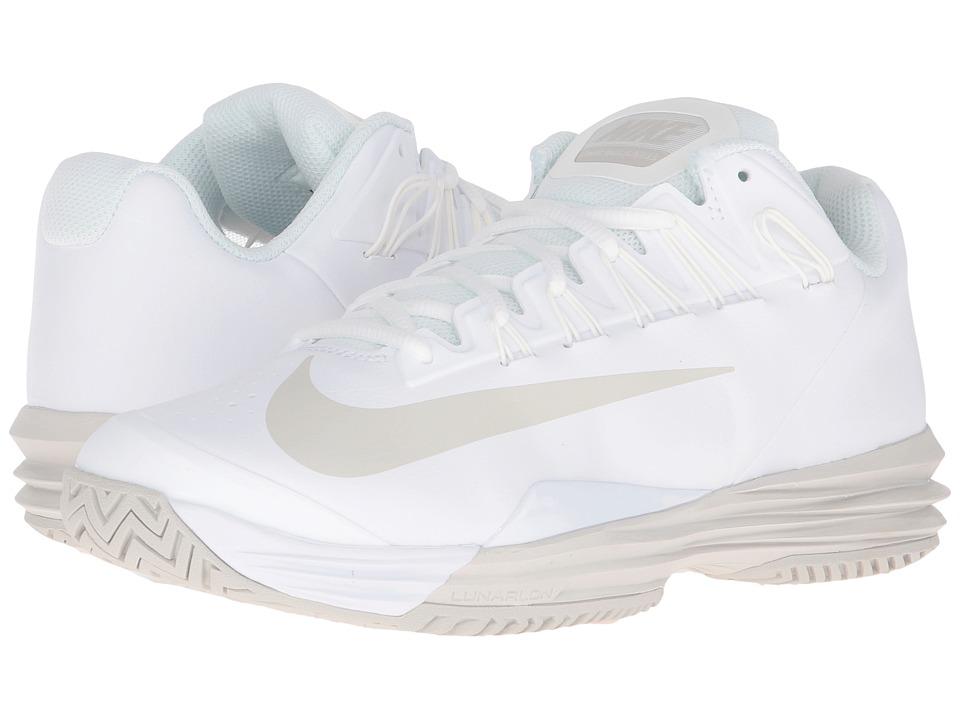 Nike Lunar Ballistec 1.5 (White/Summit White/Light Bone) Women