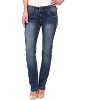 KUT from the Kloth - Straight Leg Double Button in Sedate Wash/Medium Base Wash