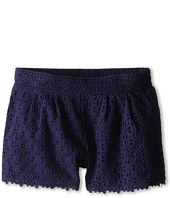 Ella Moss Girl - Ava Eyelet Shorts (Big Kids)