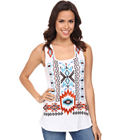 Scully - Mariana Embroidered Tank Top