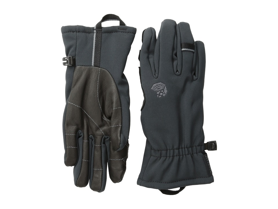 Mountain Hardwear - Torsion Insulated Glove (Black) Extreme Cold Weather Gloves