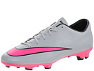 Nike Mercurial Victory V FG (Wolf Grey/Black/Hyper Pink)