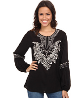 Scully - Gabriella Embroidered Top