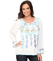 Scully - Daniela Embroidered Top