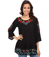 Scully - Camila Embroidered Top