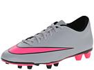 Nike Mercurial Vortex II FG (Wolf Grey/Black/Hyper Pink)