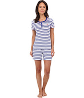 LAUREN by Ralph Lauren - Il Pellicano Short Sleeve Boxer PJ Set