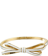 Kate Spade New York - Tied Up Hinge Bangle Bracelet