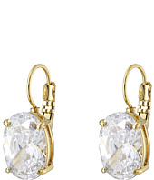 Kate Spade New York - Draped Jewels Oval Leverbacks Earrings