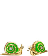 Kate Spade New York - Lawn Party Snail Studs Earrings