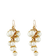 Kate Spade New York - Petaled Pearls Chandelier Earrings