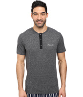 Kenneth Cole Reaction - Lounge Short Sleeve Henley