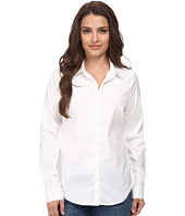 NYDJ - Petite Fit Solution Button Front Shirt
