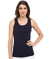 NYDJ - City/Sport Seamed Trainer Tank w/ Shelf Bra