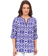 NYDJ Petite - Petite Summer Batik Printed Tunic